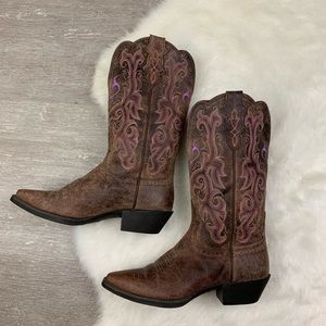 Justin Women's Western Cowgirl Boots